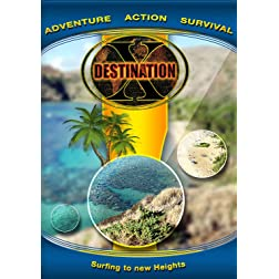 Destination x  Surfing to New Heights [Blu-ray]