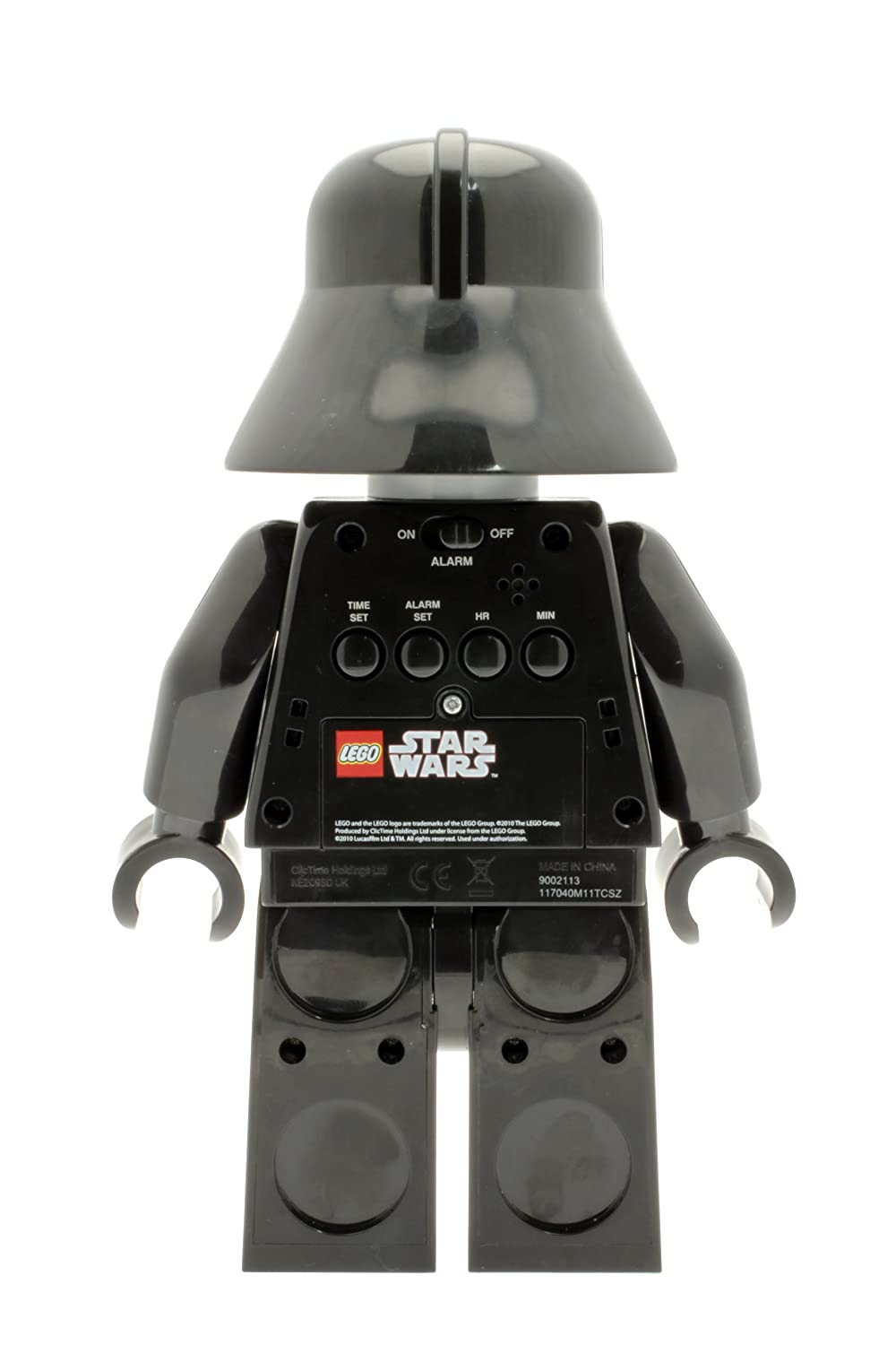 lego star wars alarm clock manual