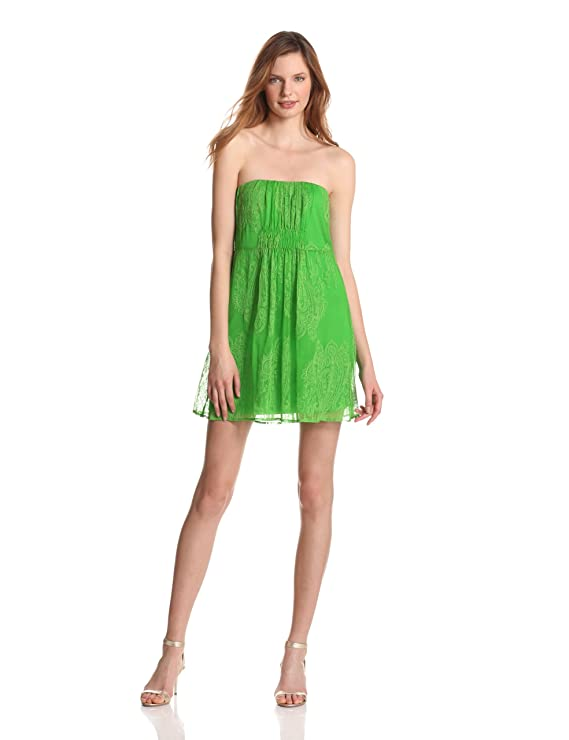 Twelfth Street by Cynthia Vincent Women's Strapless Party Dress