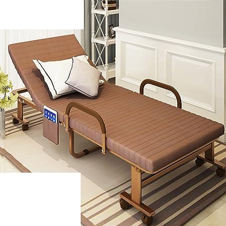 Lit Pliant/Single Lunch Bed/Sieste Office/Lit Furtif/Escort Bed/Lit Pliant Pour Adultes-E
