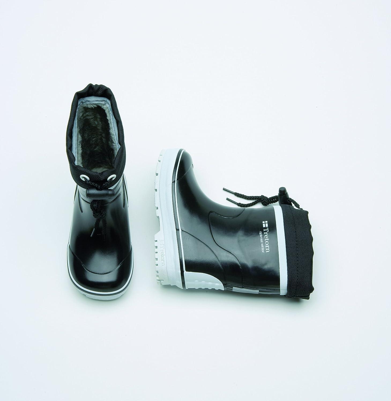 Tretorn Optimist Winter Gummistiefel Black günstig online kaufen