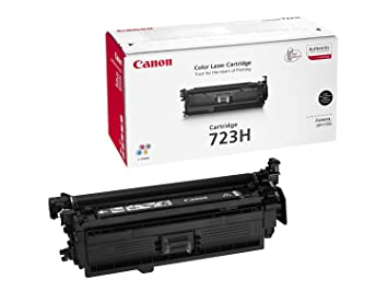CANON Cartouche toner Noir CRG 723BKH 2645B002AA