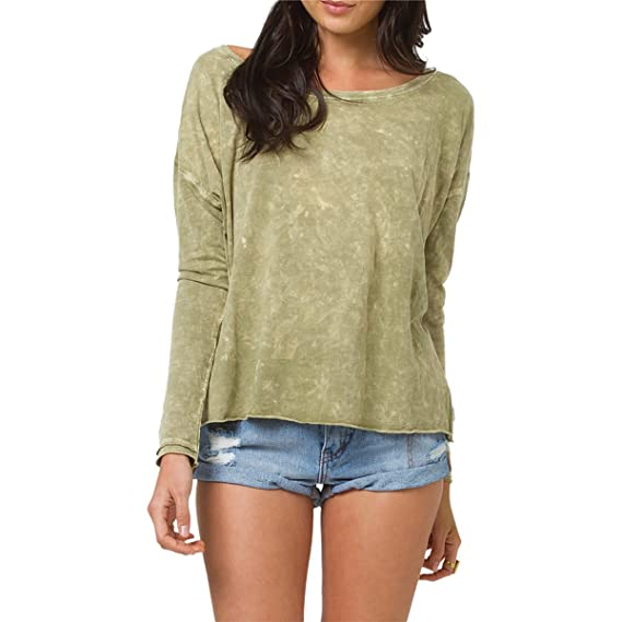 Billabong Womens Setting Free Top Shirts