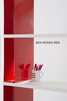 biblioth que skaffa design modulables modulables tag res de rangement blanc x n 90 90. Black Bedroom Furniture Sets. Home Design Ideas