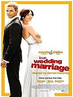 Love Wedding Marriage