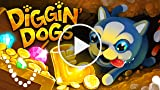 CGRundertow DIGGIN' DOGS for iPhone Video Game Review