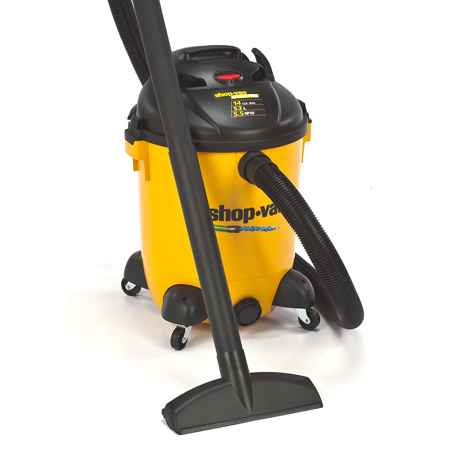 Shop-Vac with Pump