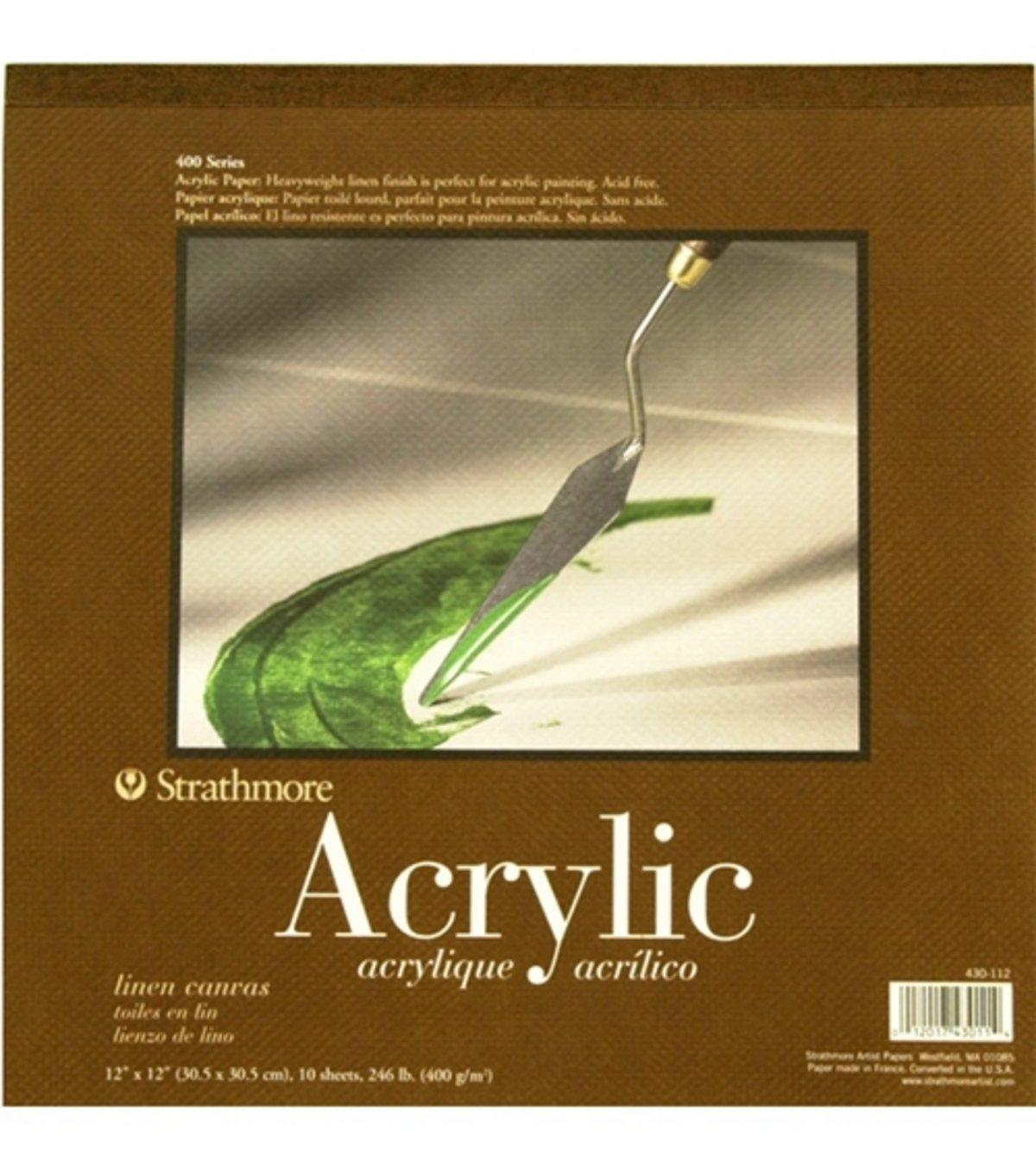 Acrylic Pad 12 Inch x12 Inch