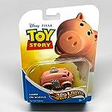 HAMM ON WHEELS * Toy Story * Disney / PIXAR Hot Wheels 2011 Die-Cast Vehicle