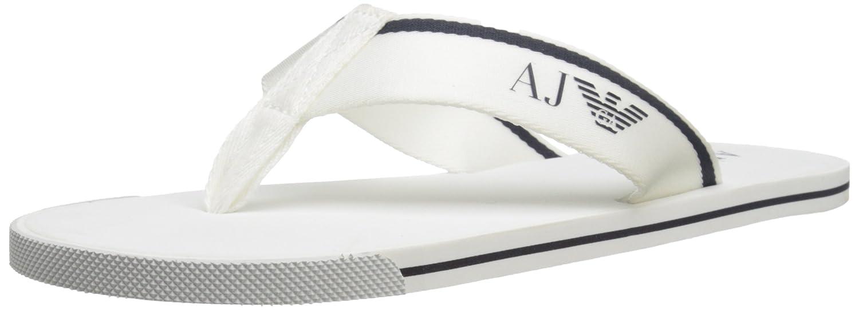 Armani Jeans Mens Sandal Flip-Flop
