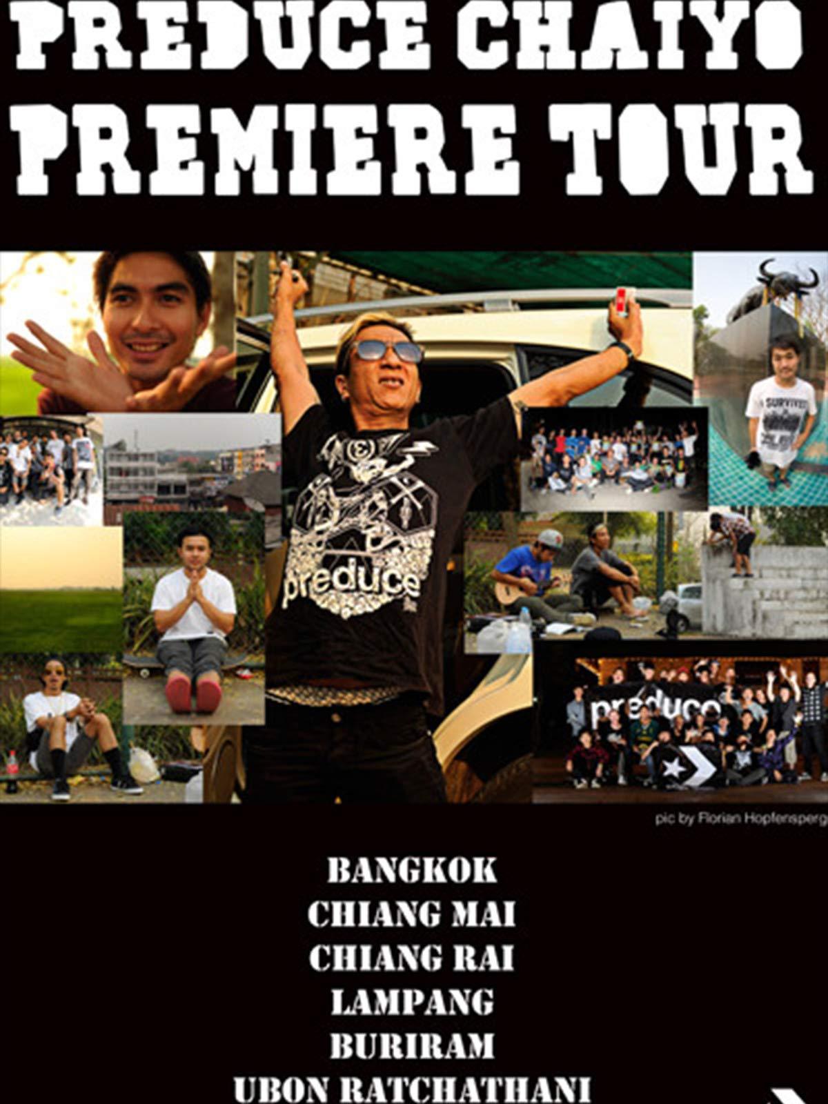Chaiyo Premiere Tour