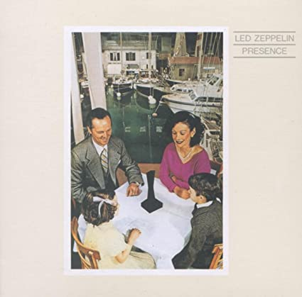 Led Zeppelin – Presence (2015 Remastered Version)