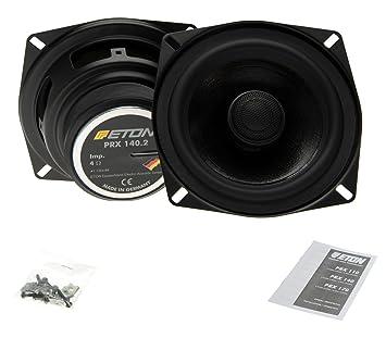 ETON pRX 140.2 130 haut-parleur coaxial 2 voies-paire d'enceintes coaxial voiture 100 w