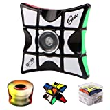 Maxxrace Fidget Spinner Cube 1x3x3, New Version Fidget Toys Anti-Anxiety Attention Toy Relieves Stress and Anxiety Focus Toys for Adults Kids (Color: Fidget Cube)