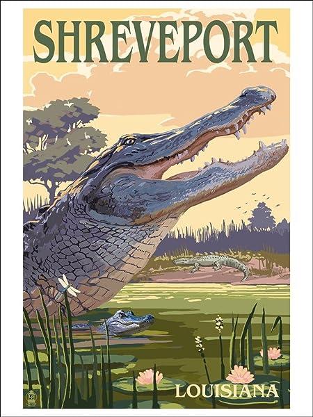 Shreveport, Louisiana poster