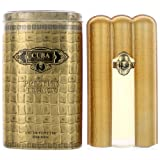 Cuba Prestige Legacy Eau De Toilette Spray Parfums Des Champs for Men, 3 Ounce (Color: Brown, Tamaño: 3 oz)