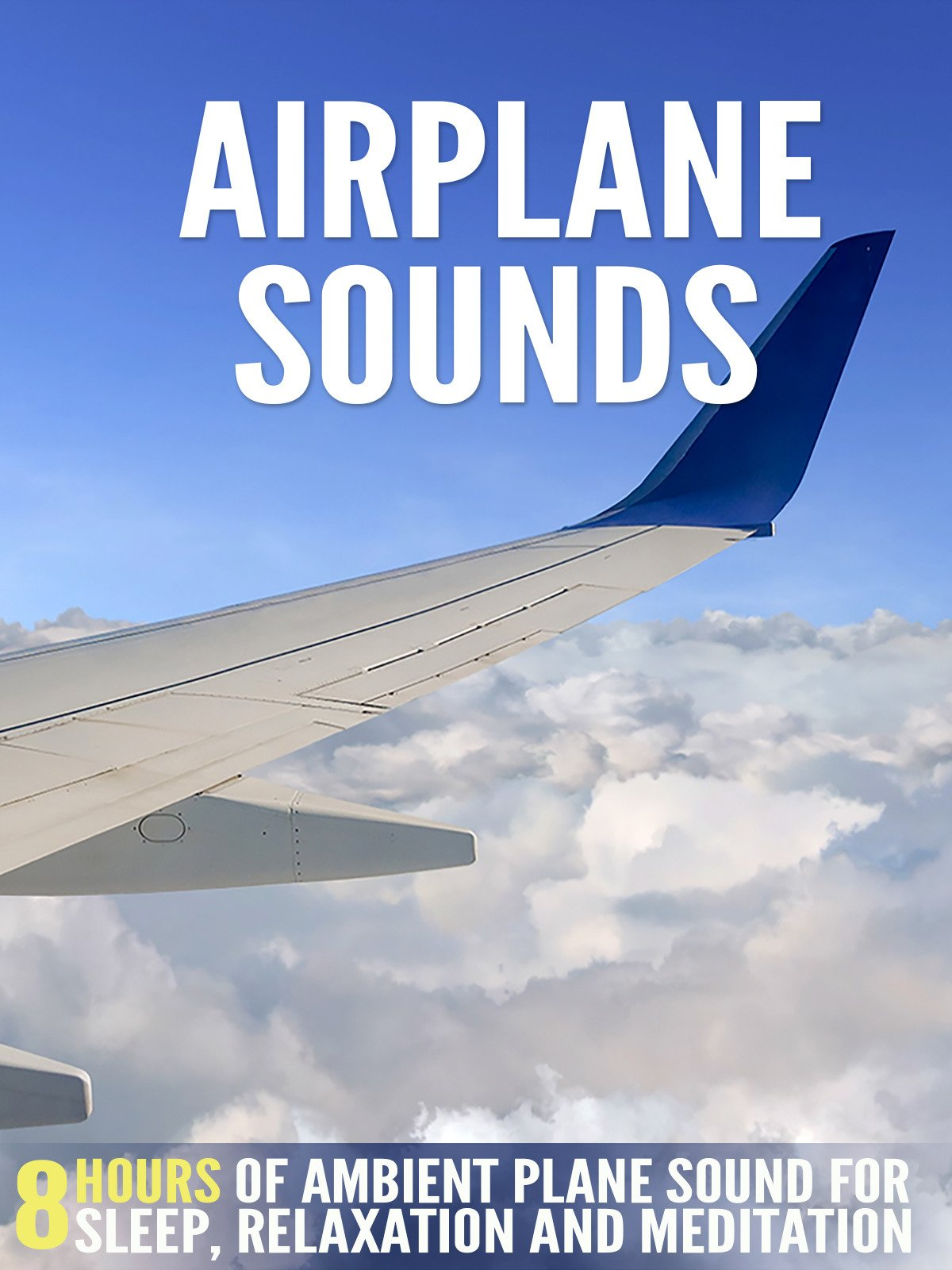 Airplane Sounds: 8 Hours of Ambient Plane Sound for Sleep, Relaxation and Meditation