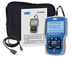 OTC 3111 PRO Trilingual Scanner Reviews