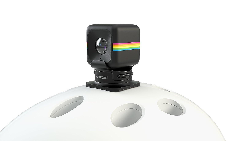 Amazon.com : Polaroid POLC3 Cube HD Digital Video Action Camera Camcorder (Black)