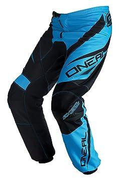 Mx Pant Oneal 2015 Element Racewear Bleu (32 Taille = Fr 40 , Bleu)