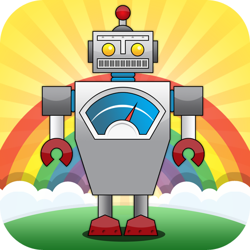 Robots: Videos, Games, Photos, Books & Interactive Activities for Kids by Playrific (R2d2 Robot Interactive compare prices)