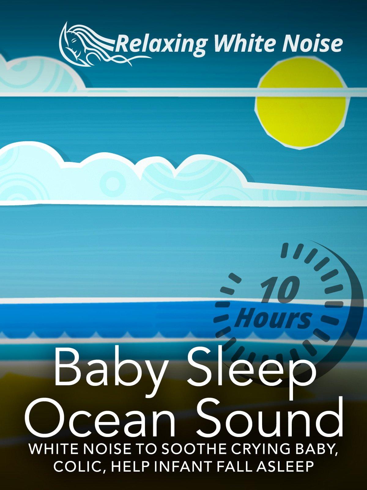 Baby Sleep Ocean Sound 10 Hours