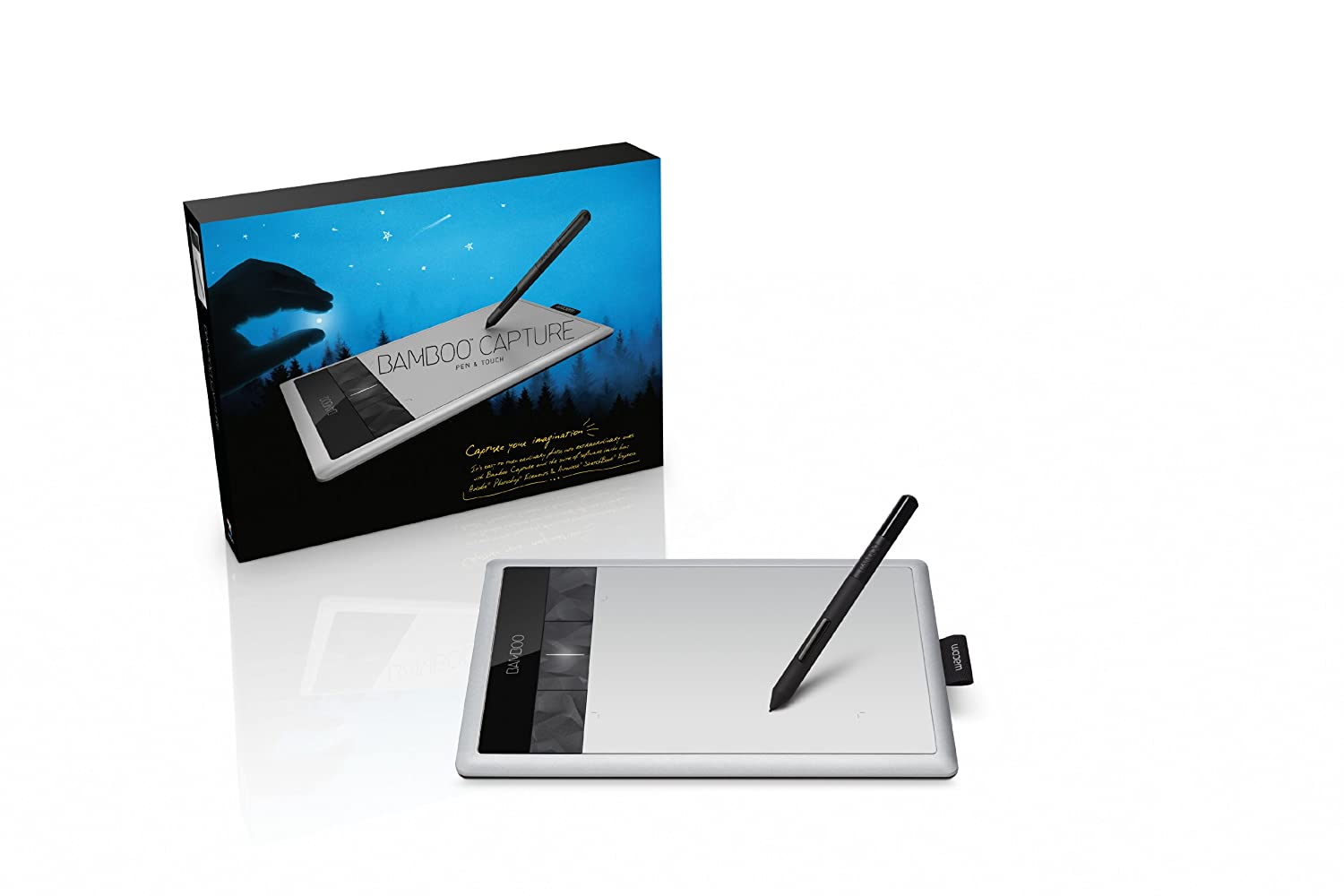 Bàn vẽ Wacom Bamboo Capture Pen and Touch Tablet