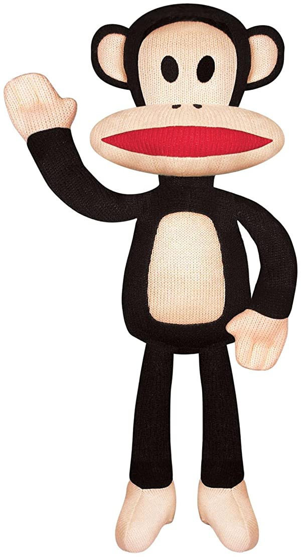 YOTTOY 18 Knit Julius The Monkey Soft Toy
