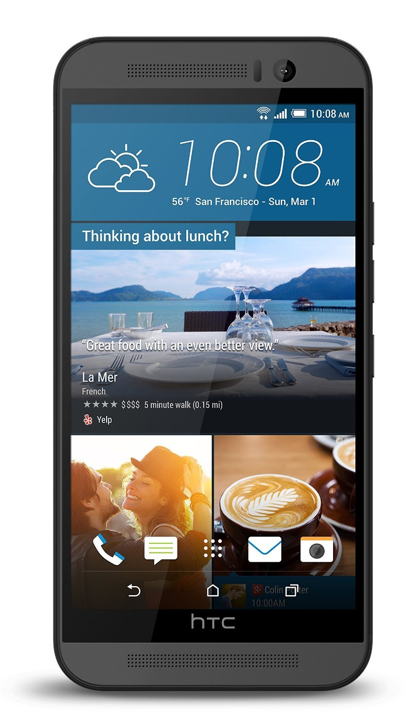 HTC One M9(s) GSM Factory Unlocked Cellphone, 13MP, 16GB, Grey...