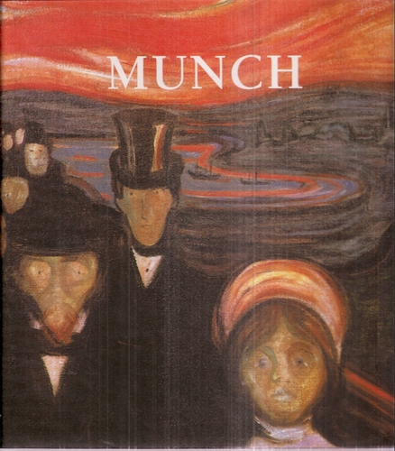 Edvard Munch (English Version), Text by: Elizabeth Ingles