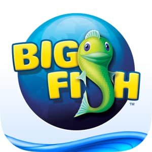 Big Fish Games App by Big Fish Games
