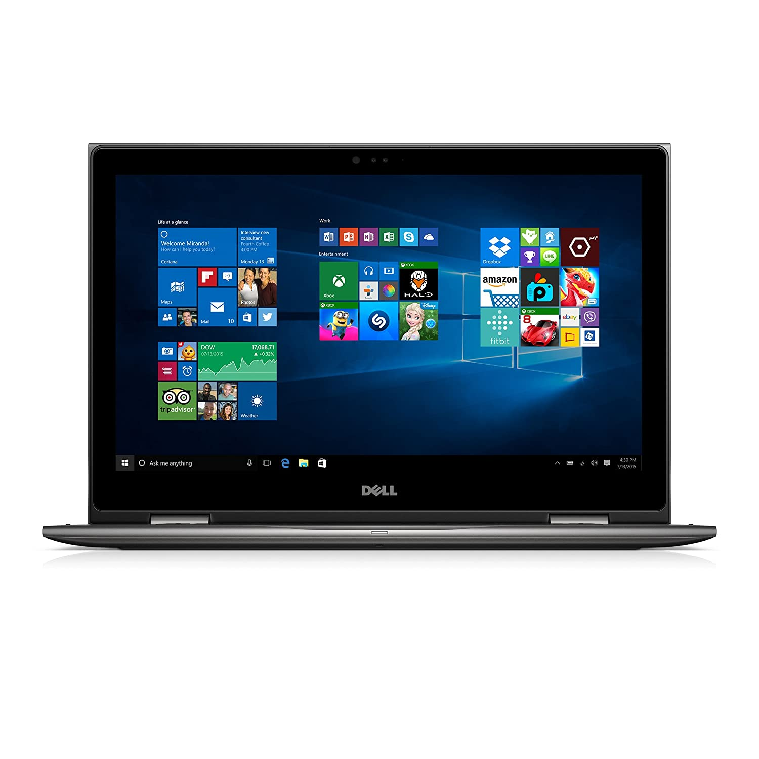 Narrowed it down to two laptops?