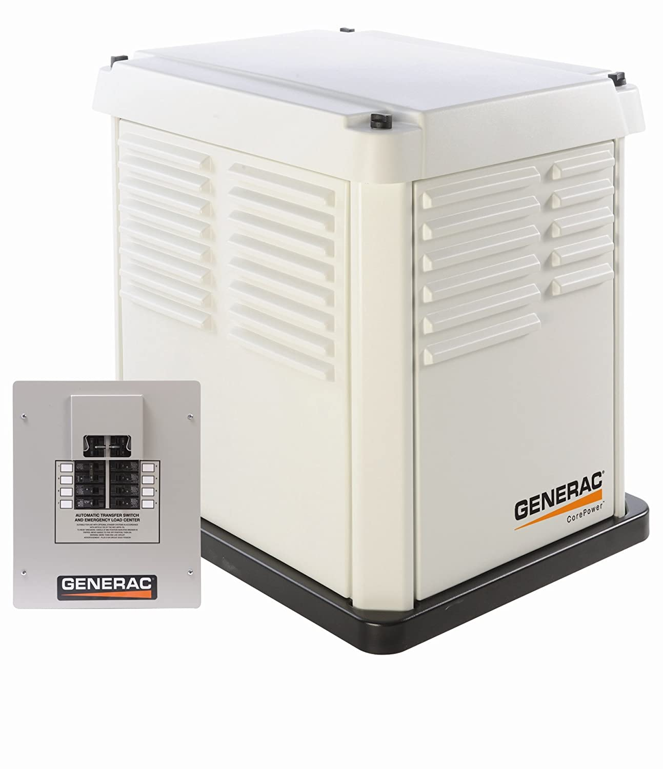 Generac CorePower Series 5837 7 000 Watt Standby Generator Review