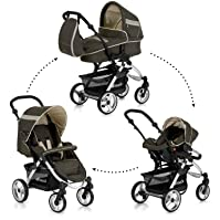 Hauck Apollo All-in-One Travel System