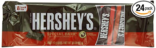 Giant Hershey Bar Hershey 39 s Snack Size Bars