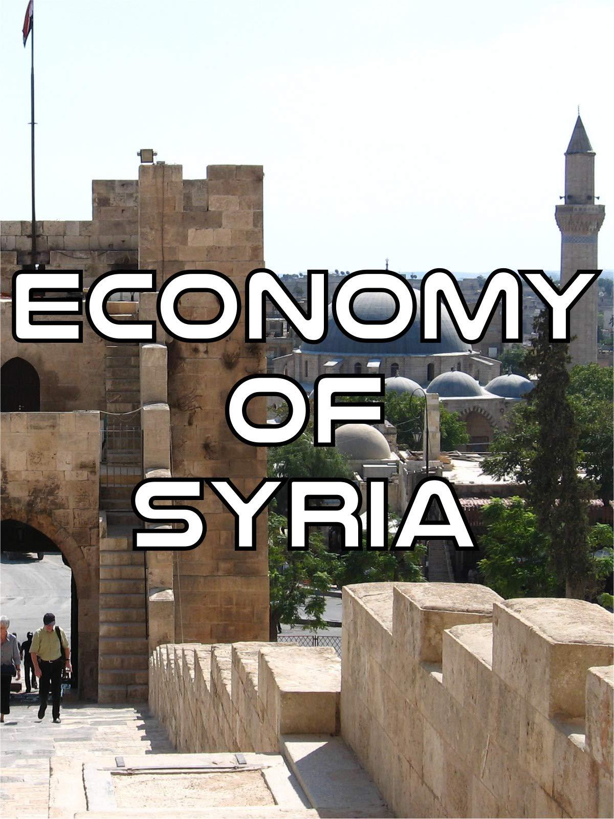 Economy of Syria