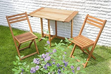 MERXX Gartenmöbel Gartensitzgruppe Pavia 3-teilig