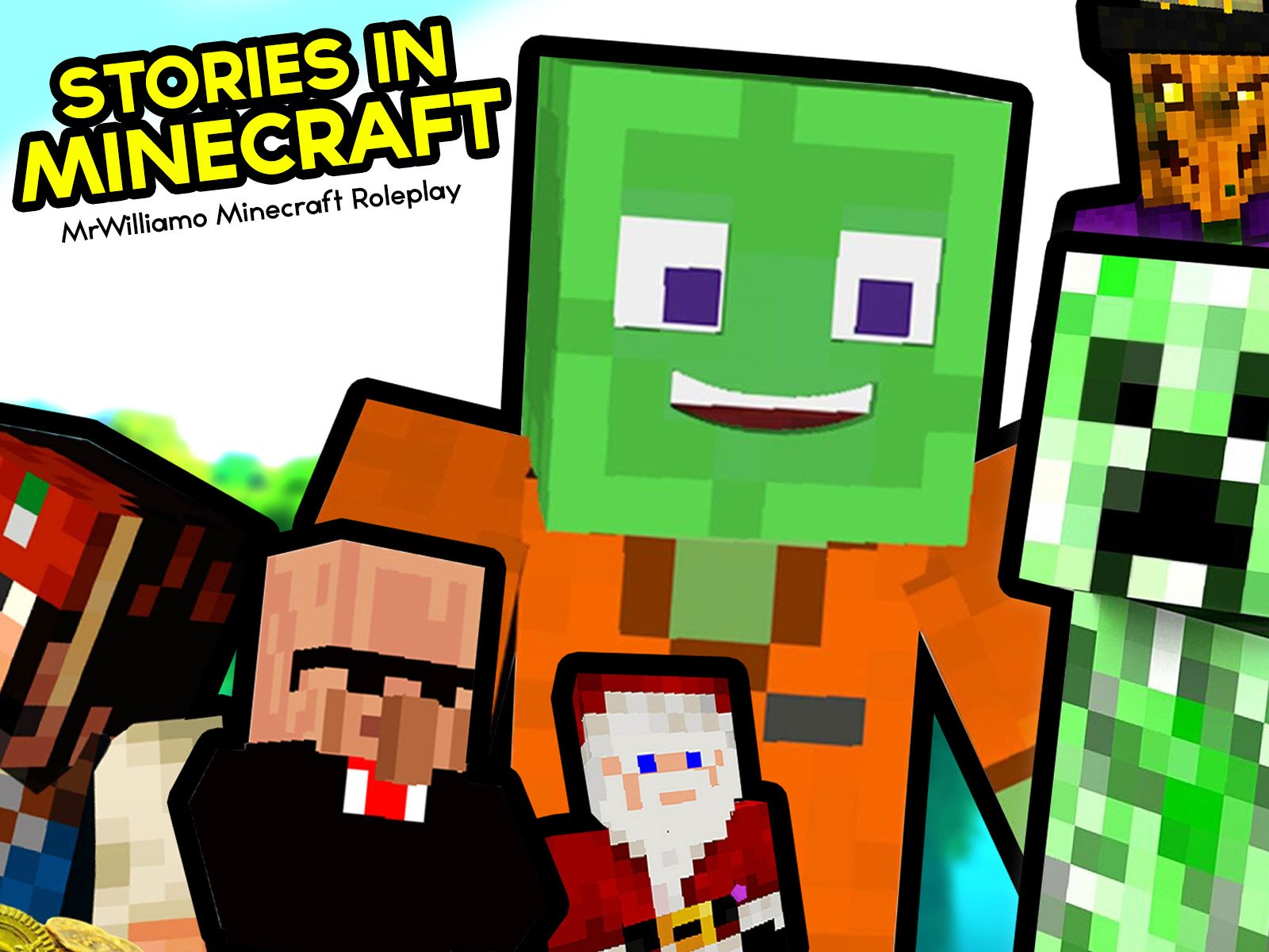 Stories in Minecraft (MrWilliamo Minecraft Roleplay) on Amazon Prime Instant Video UK