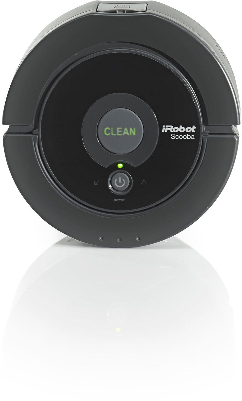 Irobot roomba il robot della pulizia for Roomba aspirapolvere e lavapavimenti