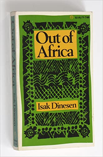 Out of Africa (Vintage Books, V740)