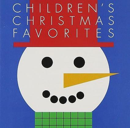 Children's Christmas Favorites CD