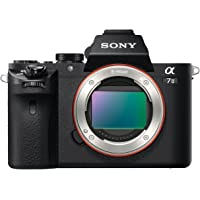 Sony A7 II 24MP HD Digital SLR Camera Body (Black)