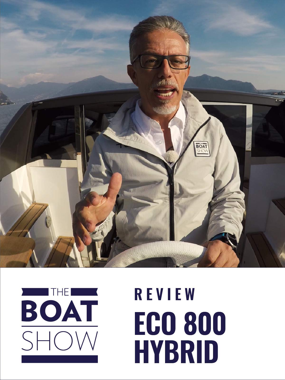 Clip: Eco 800 Hybrid - The Boat Show