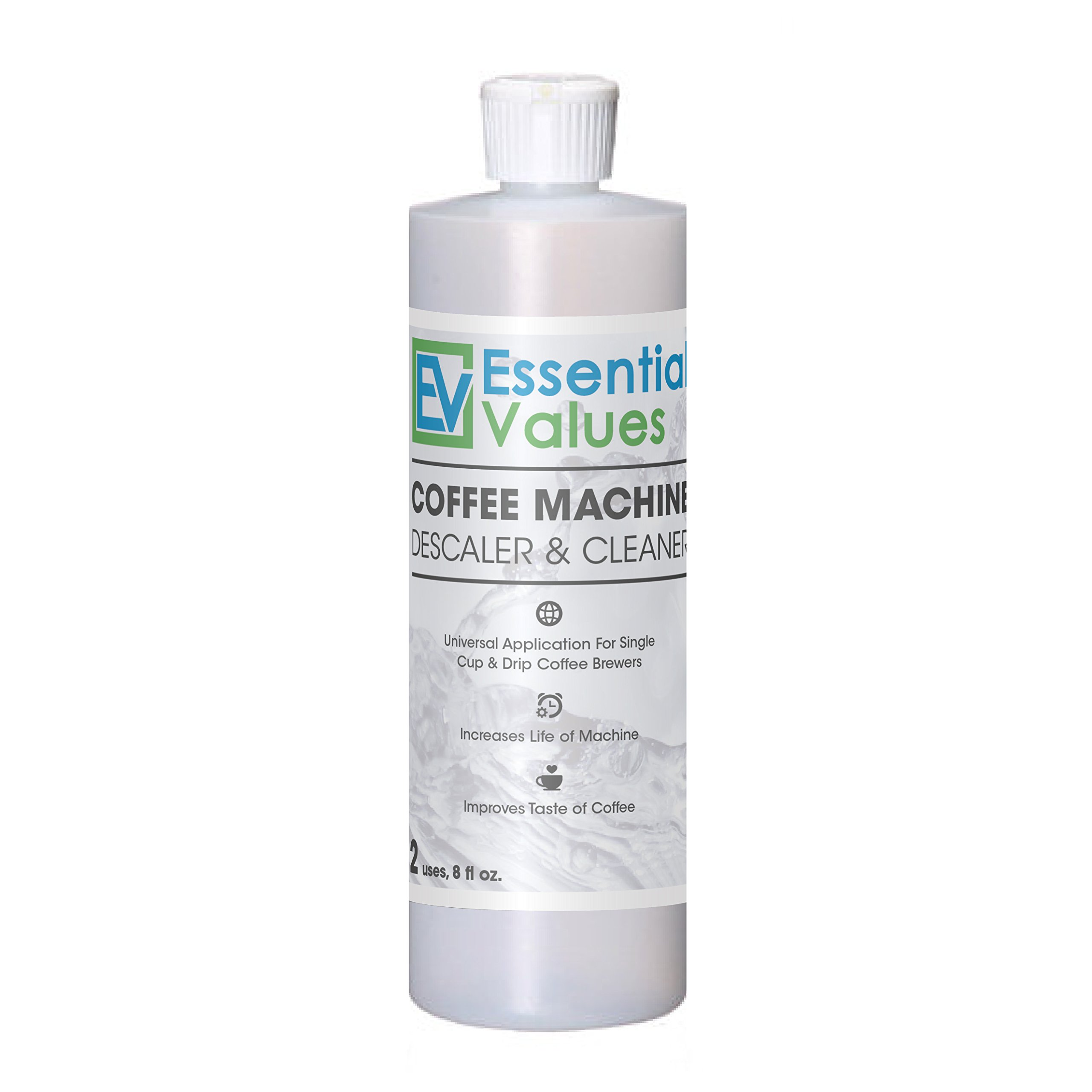 espresso machine descaling solution