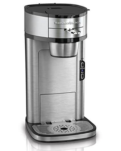 Hamilton Beach Single Serve Scoop Coffee Maker 49981