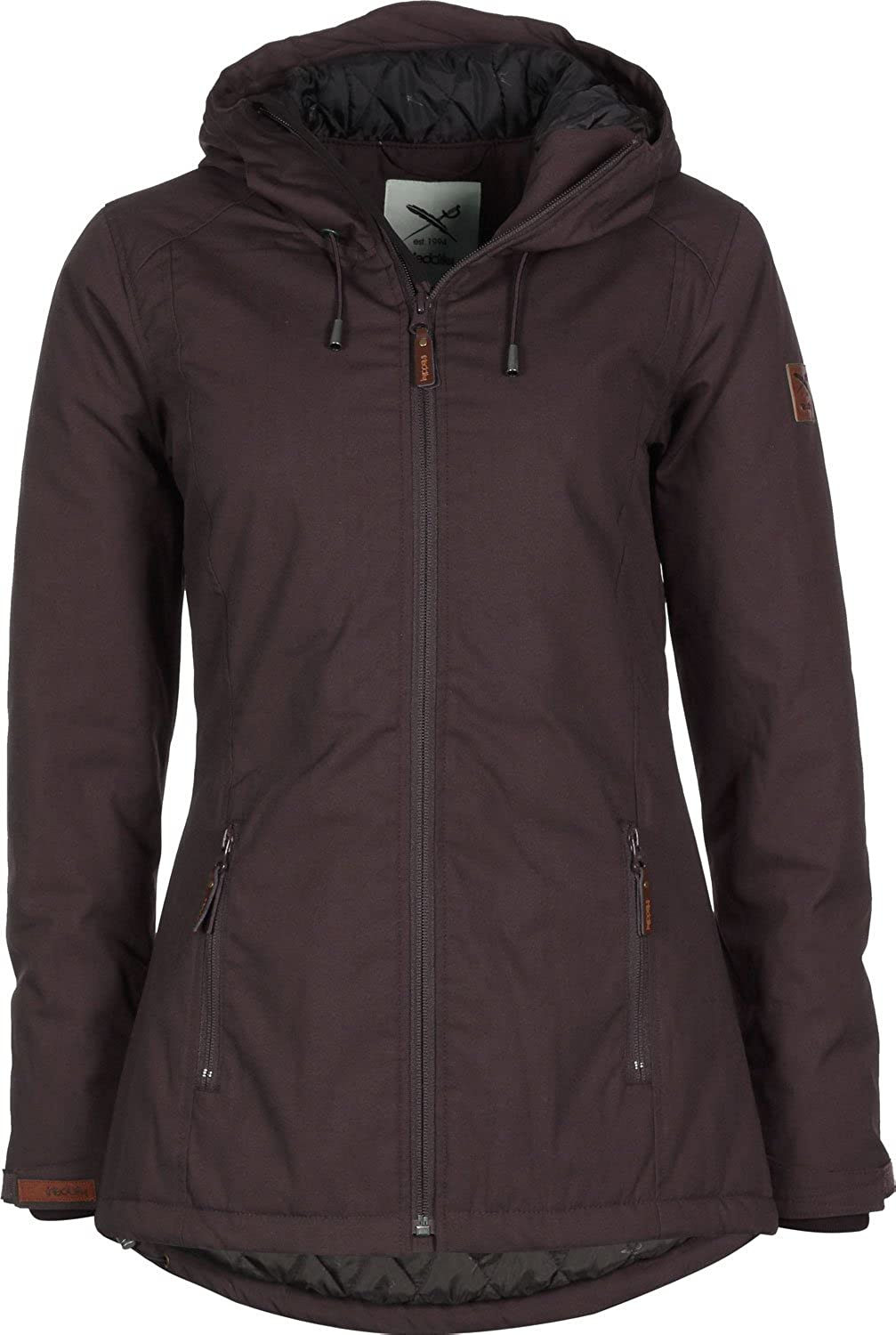 Iriedaily Kishory Segler Jacket Red Wine