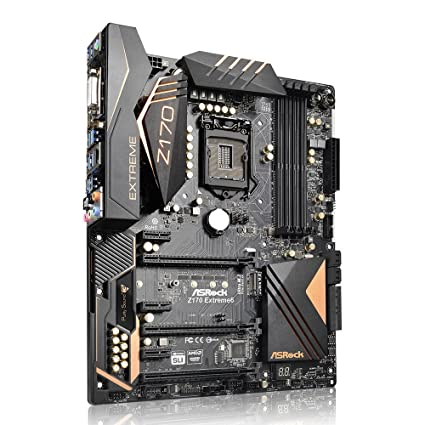 ASRock Z170 Extreme6 Carte mère Intel ATX Socket LGA 1151