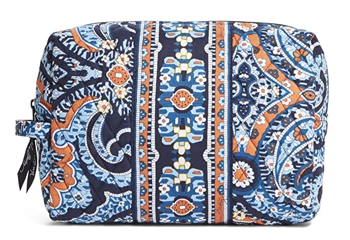 Vera Bradley Luggage Women's Large Cosmetic Marrakesh Luggage Accessory