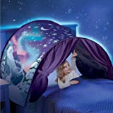 Braw Dream Tents Unicorn Fantasy Foldable Tent Camping Outdoor Hiking Kids Play Tent (E) (A) (Color: A)