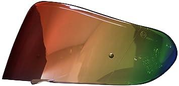 【クリックでお店のこの商品のページへ】EXTRAシールド 【SHOEI CW-1 PINLOCK】 メロースモーク/レッド 【X-TWELVE/XR-1100/Z-6/QWEST対応】: カー&バイク用品
